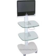 Блок инструментального столика Дарта 1405 (стеклянный,с моноблоком)