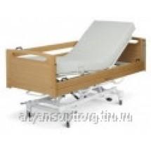 Кровати медицинские с гидравлической регулировкой высоты Lojer ALLI H