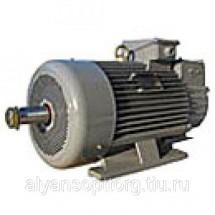 Электродвигатели крановые с короткозамкнутым ротором серии 4МТКН