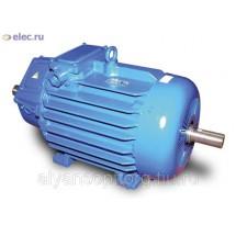 Электродвигатели крановые с фазным ротором серии АМТКF (АМТКФ) AMTKF132L6