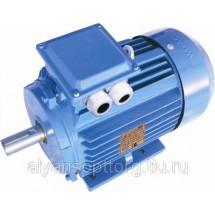 Трехфазные асинхронные электродвигатели серий 4АМ, 4АМН 4АМН180S2,