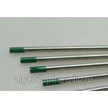 Вольфрамовый электрод WР 4*175 зеленый