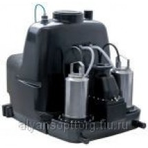Напорная установка Wilo-DrainLift XL 2/10