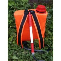 Огнетушители порошковые передвижные РП (ранец)
