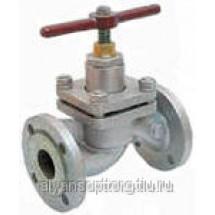 Вентиль (клапан) 15с51п стальной запорный проходной сальниковый фланцевый