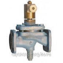 Вентиль (клапан) 15кч888п чугунный запорный проходной мембранный фланцевый
