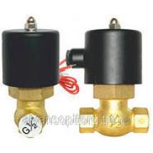 Клапаны DENDOR соленойдные электромагнитные прямого действия серии VS (на спирт)