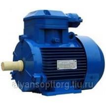 Электродвигатель взрывозащищенный 4ВР 100 L4