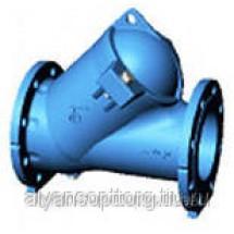 Клапаны TECOFI CBL 3240 обратные чугунные шаровые фланцевые