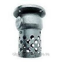 Клапан 16ч42р обратный приемный чугунный с сеткой фланцевый