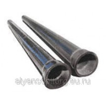 Трубы чугунные для внутренней канализации и фасонные части к ним