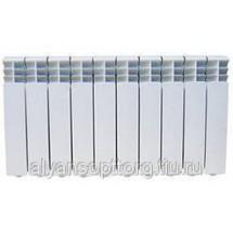 Радиатор алюминиевый 85х350 konner