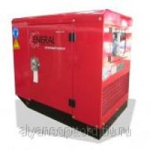 Генераторы портативные 2-х цилиндровые однофазные бензиновые