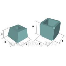 Фундаментный стакан Ф21.9-1