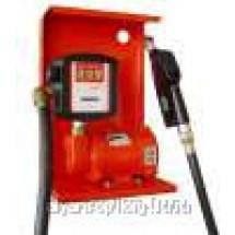 SAG-600 (п) насос для перекачки бензина / дизельного топлива / керосина. на панеле со счетчиком