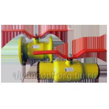 Шаровый кран для природного газа (ГОСТ 5542-87), воздуха и нейтральных газов