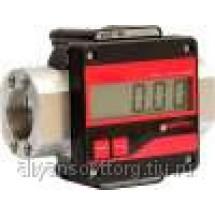 MGE 250 счетчик электронный расхода учета дизельного топлива солярки и масла